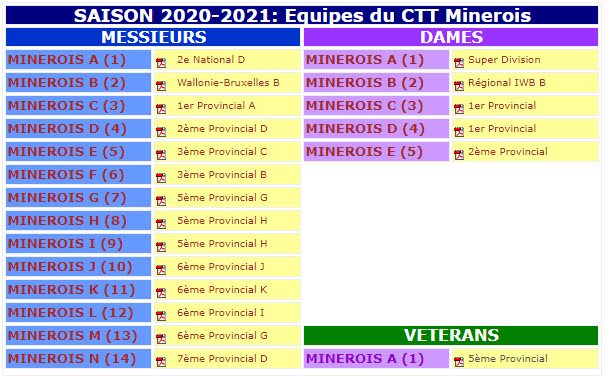 calendriers 2020 2021